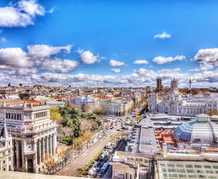Madrid Gourmet Guide